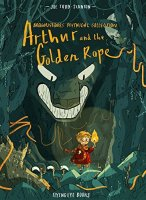 Arthur and the Golden Rope, anglická kniha