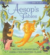 Orchard Aesop's Fables, anglická kniha