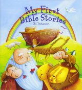 My First Bible Stories: The Old Testament, anglická kniha