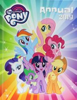 My Little Pony Annual 2019, ročenka s úlohami