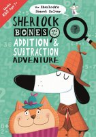 Sherlock Bones and the Addition and Subtraction Adventure, zošit s aktivitami