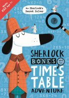 Sherlock Bones and the Times Table Adventure, zošit s aktivitami