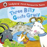 The Three Billy Goats Gruff, anglická kniha