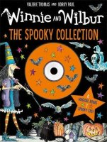 Winnie and Wilbur: The Spooky Collection, anglická kniha s CD
