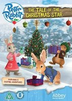 Peter Rabbit - The Tale of The Christmas Star, DVD