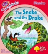 The Snake and the Drake, anglická kniha
