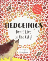 Hedgehogs Don't Live in the City!, anglická kniha
