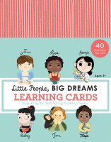 Little People, BIG DREAMS Learning Cards, karty