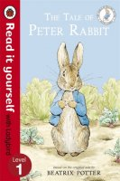 The Tale of Peter Rabbit, anglická kniha
