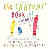 The Crayons' Book of Colours, anglická kniha - leporelo
