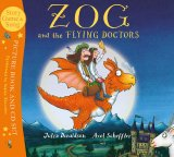 Zog and the Flying Doctors, anglická kniha s CD