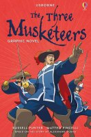 The Three Musketeers, komiks
