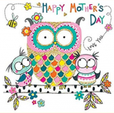 Mother´s Day/Owls, prianie