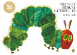 The Very Hungry Caterpillar, anglická kniha
