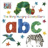 The Very Hungry Caterpillar's abc, anglická kniha - leporelo