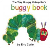 The Very Hungry Caterpillar's Buggy Book, knižka na kočík