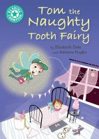 Tom the Naughty Tooth Fairy L7, anglická kniha
