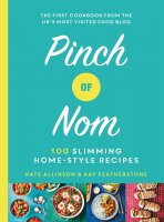 Pinch of Nom: 100 Slimming, Home-style Recipes, anglická kniha