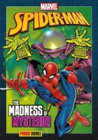 Spider-Man: The Madness of Mysterio, anglická kniha - komiks