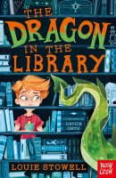 The Dragon In The Library, anglická kniha