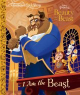 Beauty & The Beast - I am the Beast, anglická kniha