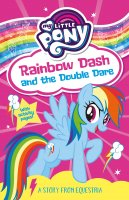 Rainbow Dash and the Double Dare, anglická kniha
