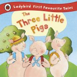 The Three Little Pigs, anglická kniha