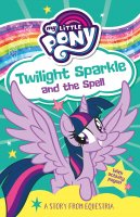 Twilight Sparkle and the Spell, anglická kniha