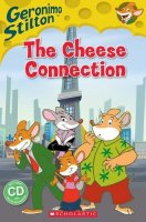 The Cheese Connection, anglická kniha s CD