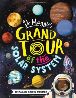 Dr Maggie's Grand Tour of the Solar System, anglická kniha