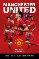 The Official Manchester United Annual 2020, anglická kniha- ročenka