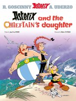 Asterix and the Chieftain's Daughter, anglická kniha