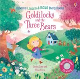 Goldilocks and the Three Bears, leporelo so zvukmi