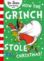How the Grinch Stole Christmas!, anglická kniha