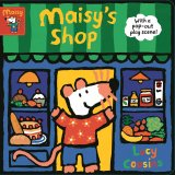 Maisy's Shop: With a pop-out play scene, anglická kniha - leporelo