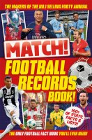 Match! Football Records, anglická kniha