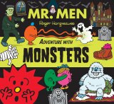 Mr. Men Adventure with Monsters, anglická kniha