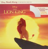 The Lion King Read-Along Storybook and CD, anglická kniha