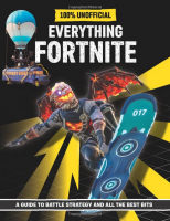 Everything Fortnite 100% Unoffical, anglická kniha