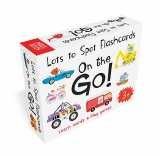 karty Lots to Spot Flashcards: On the Go!
