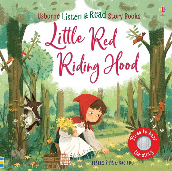 Little Red Riding Hood, leporelo so zvukmi
