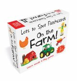 karty Lots to Spot Flashcards: On the Farm!