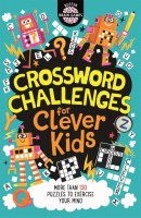 Crossword Challenge for Clever Kids, anglická kniha