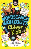 Wordsearch Workouts for Clever Kids, anglická kniha
