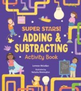 Adding and Subtracting Activity Book, anglická kniha