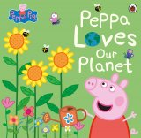Peppa Loves Our Planet, anglická kniha