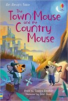 The Town Mouse and the Country Mouse, anglická kniha